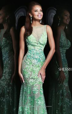 Sherri Hill 9708 by Sherri Hill