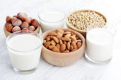 mleko sojowe, orzechowe i migdałowe