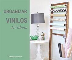 ideas para organizar vinilos  #vinilo #vinyl Ideas Para Organizar, Ladder Decor, Shelves, Room, Home Decor, Vinyls, Quartos, Atelier, Dressmaking