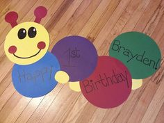 Baby Einstein Party Favor Gift Bags by PartyRockinEvents on Etsy