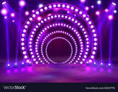 Show light podium purple vector image on VectorStock Purple Background Images, Dance Background, Green Background Video, Scenery Background, Luxury Background, Background Images Wallpapers, Background Pictures, Christmas Lights Background, Neon Backgrounds