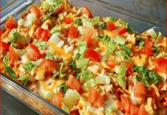 The Kids and Grandkids Will Love This Casserole Featuring Doritos – It's Okay for You to Get Excited! The Kids and Grandkids Will Love This Casserole Featuring Doritos – It's Okay for You to Get Excited! Casserole Taco, Mexican Chicken Casserole, Casserole Dishes, Casserole Recipes, Breakfast Casserole, Taco Bake, Breakfast Dishes, How To Cook Chicken, Chicken