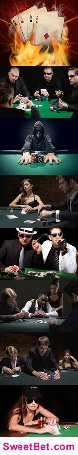 Play Free Poker Games @ Sweet Bet: