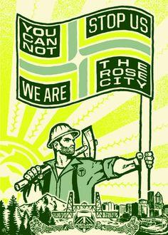 #MLSSoccer #TrueColors - Portland Timbers - Ty Palmer