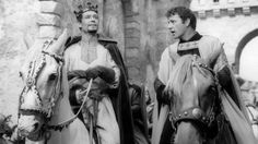 Peter O'Toole and Richard Burton in 'Becket'