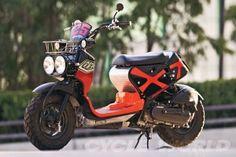 Honda Ruckus – Do It for the Children