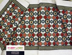 Cross Stitch Designs, Cross Stitch Patterns, Cross Stitches, Cross Stitch Embroidery, Embroidery Patterns, Palestinian Embroidery, Bargello, Needlepoint, Needlework