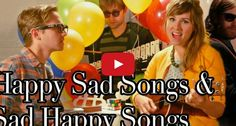 Happying sad songs and sadding happy ones with creative key changes