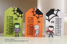 Hello there! Time for another Pinspired Challenge ! This week's challenge is all about Fall/Halloween. Challenge is sponsore. Fall Paper Crafts, Halloween Paper Crafts, Halloween Tags, Scrapbook Paper Crafts, Holidays Halloween, Scrapbooking, Halloween 2016, Halloween Party, Costumes