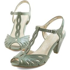 Seychelles Vintage Inspired Trip the Light Heel