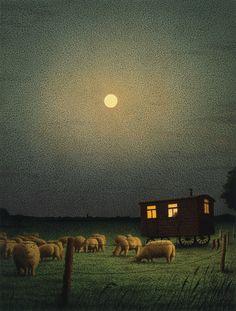 1987 Schafe (Sheep) (1)