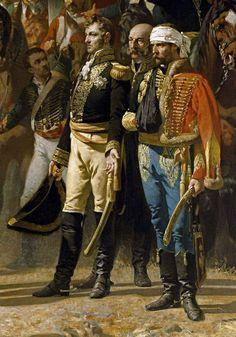 Military Diorama, Military Art, Military History, Napoleon Josephine, Empire, Napoleonic Wars, Modern History, Battle, Portrait