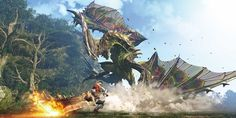 Hollywood Is Making A Monster Hunter Movie