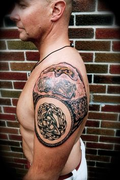 99 Amazing Celtic Tattoos Designs (22)