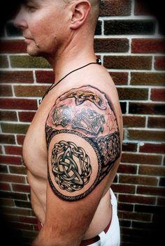 99 Amazing Celtic Tattoos Designs (22)