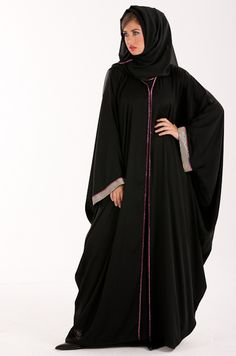 La Reine website: http://www.lareine.ae/Collections.aspx butterfly abaya