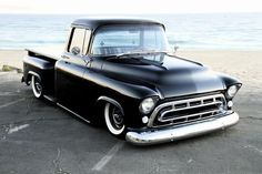 57 'Chevy Apache - Would offer a body part for something like this.