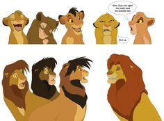 View topic - Some of the sweetest/funniest Lion King fan-art you ever saw Disney Pixar, Disney Marvel, Simba Disney, Disney Lion King, Disney Animation, Disney And Dreamworks, Disney Love, Disney Magic, Disney Characters