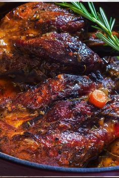 Slow Braised Lamb Shanks - Cooking Maniac - - Slow Braised Lamb Shanks – Cooking Maniac dinners Minimum fuss, maximum flavour is the best way to describe this slow braised lamb shanks recipe. Tons of herbs add fresh flavor to this recipe. Crock Pot Recipes, Meat Recipes, Slow Cooker Recipes, Cooking Recipes, Healthy Recipes, Lamb Chop Recipes, Healthy Food, Recipies, Recipes For Lamb