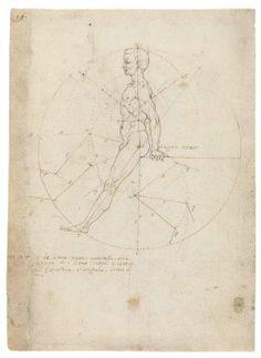 Leonardo da Vinci and the Codex Huygens - fol. 16