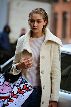 Gigi Hadid, New York