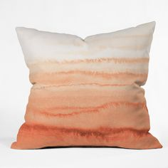 Monika Strigel WITHIN THE TIDES SUNRISE Outdoor Throw Pillow | DENY Designs Home Accessories