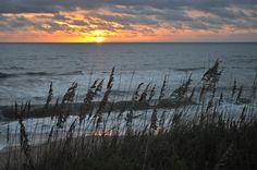 Sunrise On the Outer Banks, NC. Photo by Gary Powers