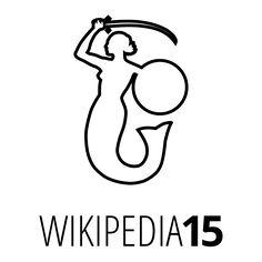 File:Wikipedia15 - Warszawska Syrenka.svg