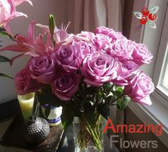 Get Cool Water Roses at amazingflowersusa.com. Register and get 10% off on your next purchase. Valid until 20th July 2017