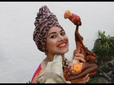 Cómo hacer una piel de Africana PERFECTA! - YouTube