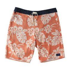 875b192cc1 Men's O'Neill Akala Boardshort Dark Coral Jack O, Short O, Swim Trunks