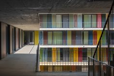 Another view of Student Residence by Richter, Dahl, Rocha ©Fernando Guerra