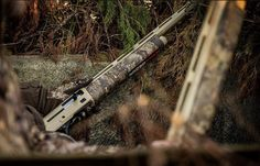 The all new American made Savage Renegauge features a Cerakote action with a TrueTimber camo stock.