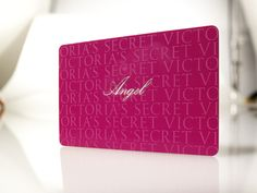 Step 13:  It's time for your sissy to start building her own femme life.  There is no better place to star than with a VS credit card.  She'll be putting it to good use and it will remind her everyday of who she is now.  You can put in her old male name, but this is a great opportunity to start building a new femme identity for her. ** I've had my VS Angel card for years. LUV whipping it out when I buy new panties for all the ladies to see.