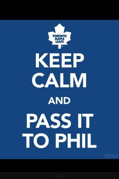 Phil Kessel rules!