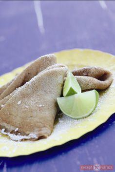 Banános-fahéjas palacsinta (Ázsia) Készítsd el akár 2, vagy 12 főre, a Receptvarazs.hu ebben is segít!