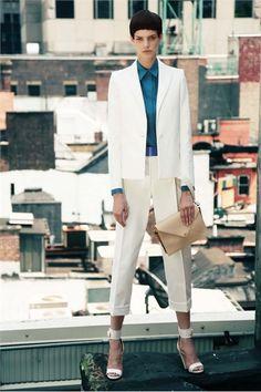 Sfilata Cedric Charlier New York - Pre-collezioni Primavera Estate 2013 - Vogue