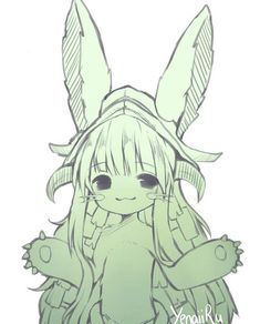 my precious baby ily Nanachi Abyss Anime, Furry Drawing, Cool Animations, Art Studies, Character Design Inspiration, Furry Art, Deviantart, Game Character, Character Art
