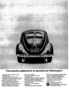 Puta Sacada - Redação Publicitária - Fusca | Volkswagen
