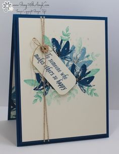 CAS Avant Garden Flowers by amyk3868 - Cards and Paper Crafts at Splitcoaststampers