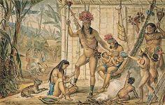 Debret37 - Povos indígenas do Brasil – Wikipédia, a enciclopédia livre