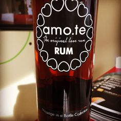 amo.te Rum • www.amote.pt ( Store OnLine ) The Original Love Rum • Valentine's Day is Coming!