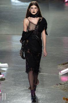 Rodarte, New York Fashion Week, Herbst/Winter-Mode Haute Couture Style, Couture Mode, Couture Fashion, Runway Fashion, Womens Fashion, Fashion Week, New York Fashion, Fashion Show, Fashion Outfits