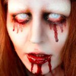 20 Bloody Halloween Makeup Ideas for Women