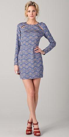 8180a71b7e7 Bec  amp  Bridge Amazonia Long Sleeve Dress Dresses With Sleeves