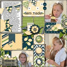 Using If Life Gives You Lemons by Just So Scrappy  http://store.gingerscraps.net/If-Life-Gives-You-Lemons-Digital-Scrapbook-Kit.html