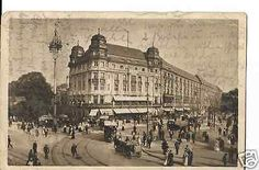 ww1 #period #berlin 1914 street scene postcard  #german stamps,  View more on the LINK: 	http://www.zeppy.io/product/gb/2/131600833717/