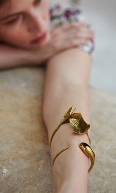 Lily Bangles - Plümo Ltd #cuff #bracelet