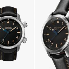 Bremont's New Pilot's Watch Is Mid-Century Minimal, with a Texas Twist