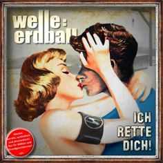 """Mit ihrer EP """"Ich rette dich!"""" zeigen Welle:Erdball (official) wieder einmal deutlich, dass sie in der Lage sind, konstant hochqualitative Musik zu produzieren, die auch bei intensivem Hören nicht langweilig wird.  http://www.deepground.de/music-review/welle-erdball-ich-rette-dich/"""